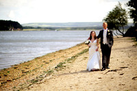 Poole Beach Wedding Stroll