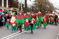 Broadstone Christmas Parade 2015