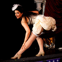 Lady Luck Burlesque & Cabaret Show