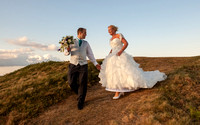 Purbeck Wedding Couple